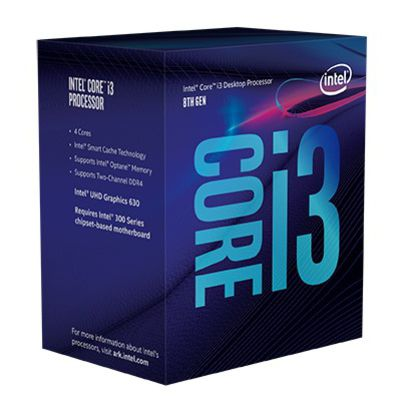 Intel Core i3-8100: un CPU entrée de gamme très costaud