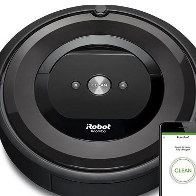 iRobot Roomba e5: l'aspi-robot bourrin qui passe par 4 chemins
