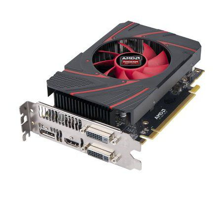 AMD Radeon R7 260X 2 Go