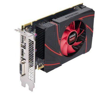 AMD Radeon R7 260 1 Go