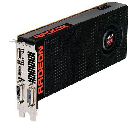 AMD Radeon R7 360 2 Go