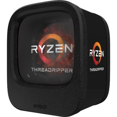 AMD Ryzen Threadripper 1920X, un CPU efficace pour la création