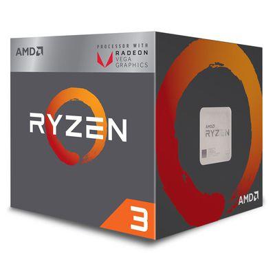 AMD Ryzen 32200G: le mariage réussi d'un bon CPU avec un bon iGPU