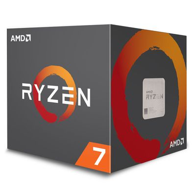 AMD Ryzen 72700, un CPU très rapide et économe en énergie