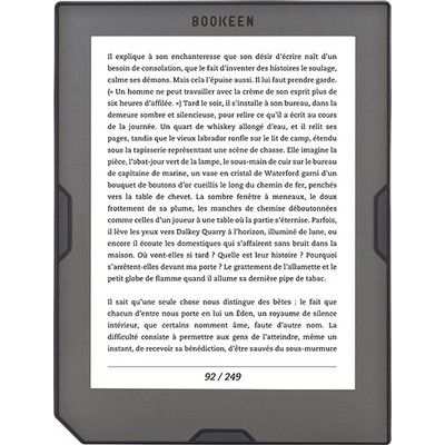Bookeen Cybook Muse HD : un écran HD E-Ink Carta abordable