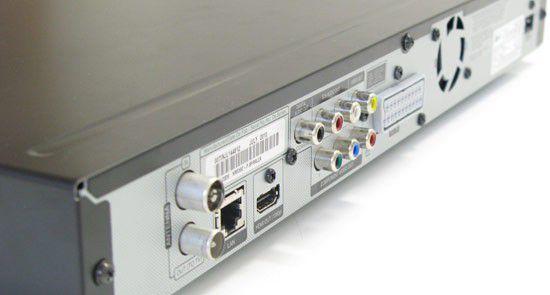 HR550 connectique