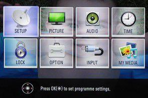 32LW4500 menu