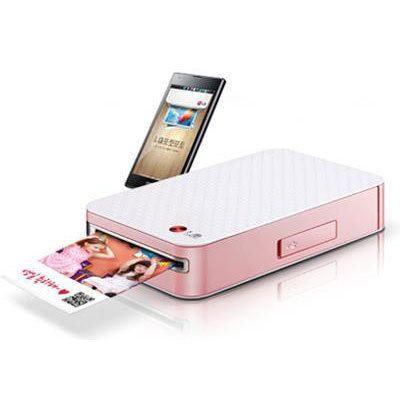 LG Pocket Photo PD233 - Imprimante de poche à sublimation thermique