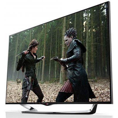téléviseur LG 55LA860V, IPS et basse consommation
