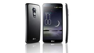 Le G Flex de LG arrive en Europe