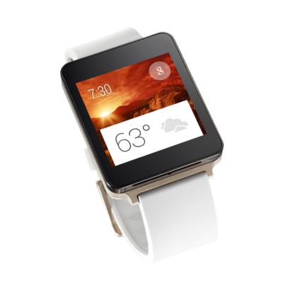 LG G Watch, la première pierre de l'édifice Android Wear