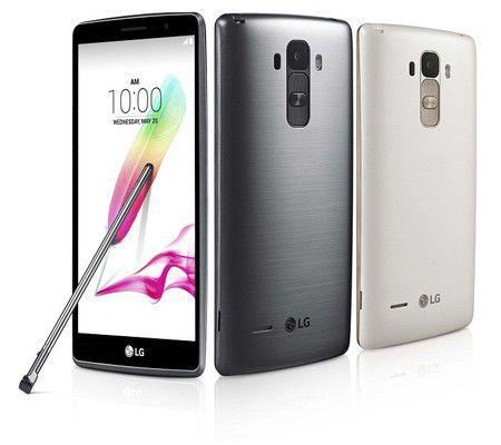 LG G4 Stylus Test Prix Et Fiche Technique