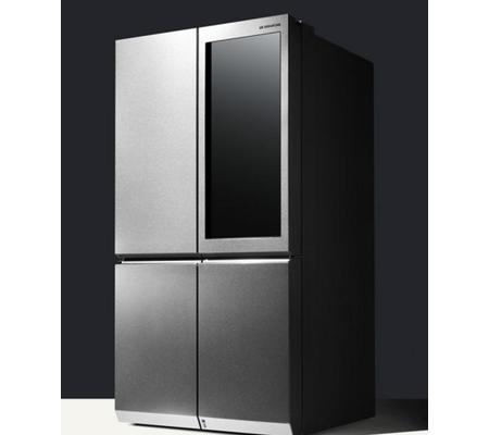 Démo Du Réfrigérateur Multiporte LG Signature à - Réfrigérateur multi porte