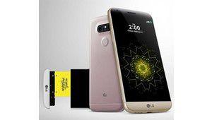 Bon plan – Le smartphone LG G5 à 349€
