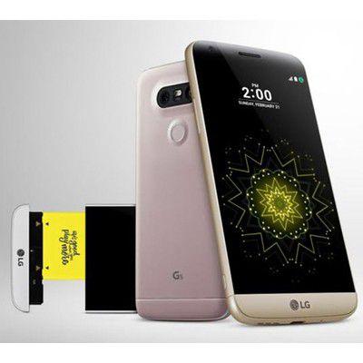 LG G5: en attendant les modules, la photo fait passer la pilule