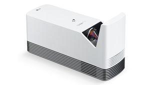 LG HF85JA, un vidéoprojecteur laser Full HD ultra courte focale