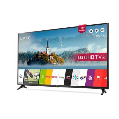 LG 43UJ630V: un petit téléviseur Ultra HD très moyen