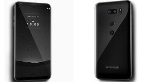 LG V30 Signature: un smartphone à 1550€