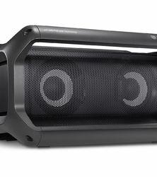 Enceinte nomade LG PK5: une performance sonore et un gabarit entre deux eaux