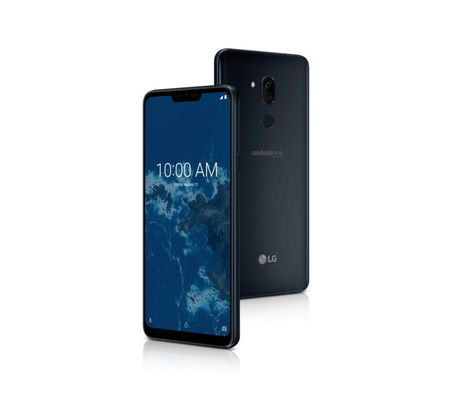 LG Presente Son Premier Smartphone Sous Android One