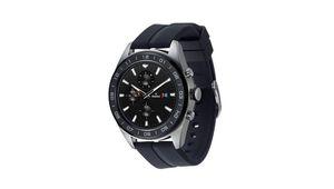 LG présente sa Watch W7, une montre connectée hybride