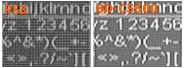 Sd bd c5500
