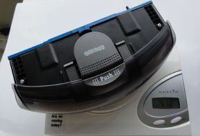 Robot samsung 8895 apres