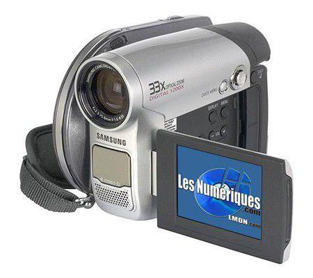 Samsung VP-DC161W