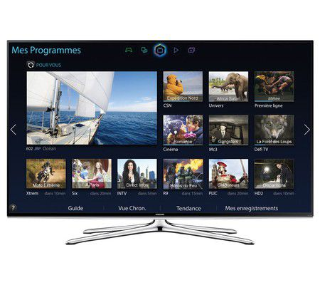 Samsung UE48H6200 (US : UN48H6200)