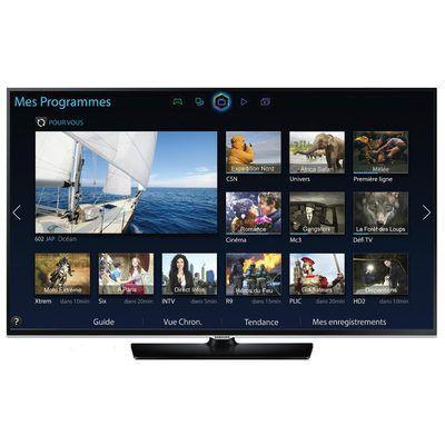 Samsung UE32H5500, un bon TV d'appoint connecté