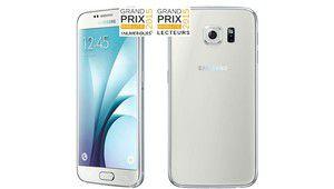Test labo Samsung Galaxy S6 et S6 Edge: les meilleurs écrans du monde