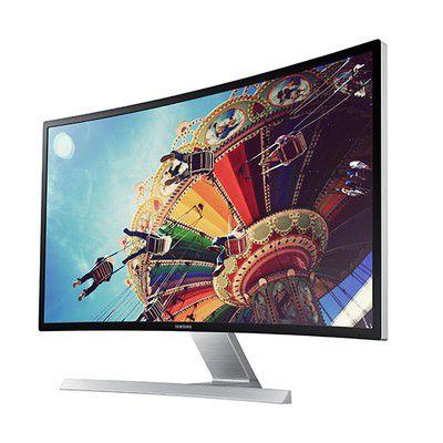 Samsung S27D590C, un bon moniteur multimédia incurvé