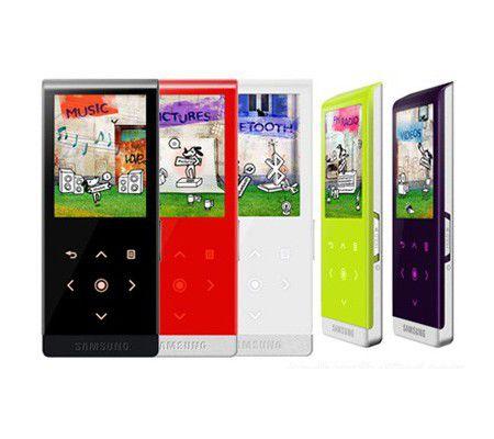 Samsung YP_T10JCW 8 Go