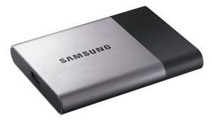 CES 2016 – SSD portable Samsung T3: rafraîchissement du T1 en USB-C