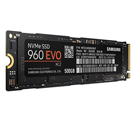 Samsung 960 Evo 500 Go