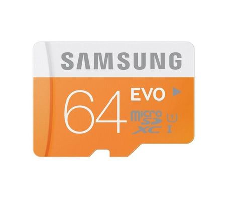 Samsung Evo 64 Go SDHC MB-SP64D