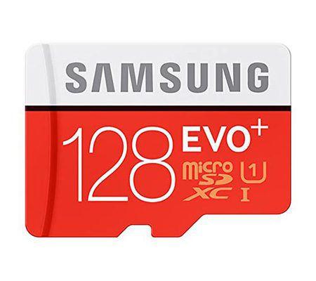 Samsung Evo+ microSDXC UHS-I 128 Go