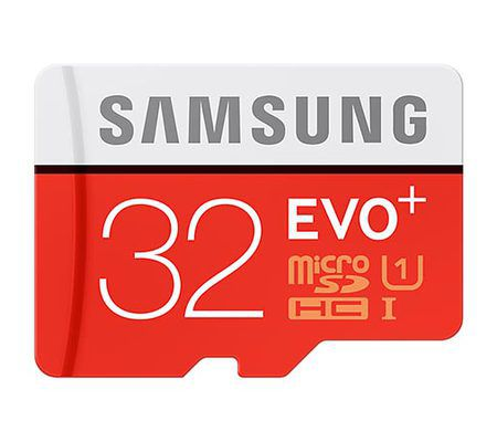 Samsung Evo+ microSDHC UHS-I 32 Go