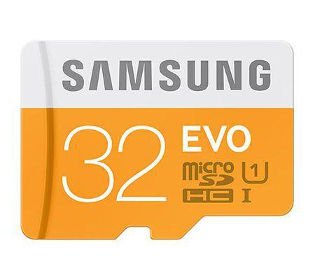 Samsung Evo microSDHC UHS-I 32 Go