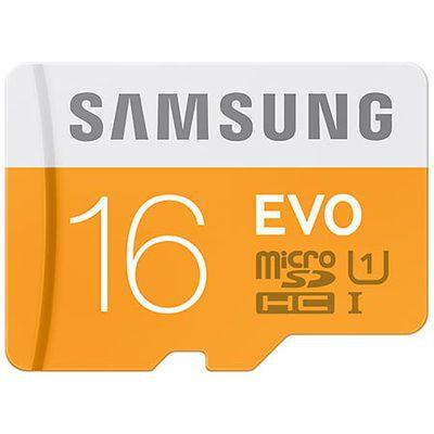 Samsung Evo microSDHC UHS-I 16 Go: fuyez!