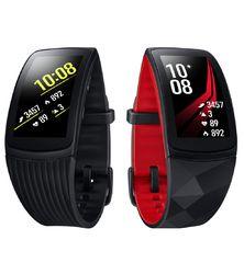 Capteur Samsung Gear Fit2 Pro: la boîte à outils sport et santé
