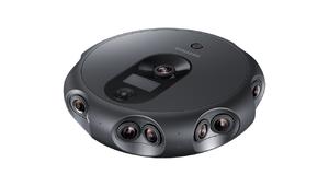 Samsung 360 Round, une caméra à 17 objectifs pour la réalité virtuelle