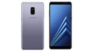 CES 2018 – Prise en main du smartphone Samsung Galaxy A8 (2018)