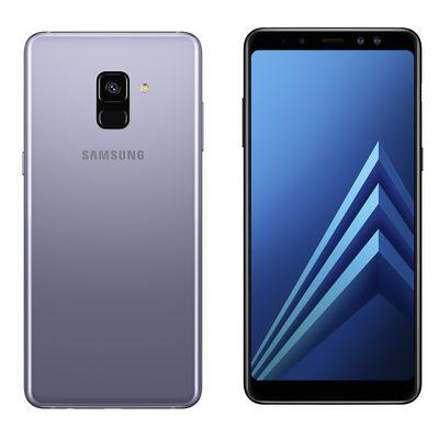 Smartphone Samsung Galaxy A8 (2018): comme un air de Galaxy S8
