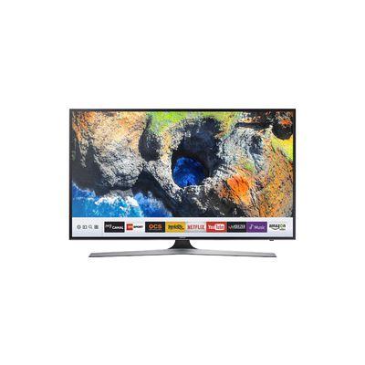 Téléviseur Samsung UE40MU6175: un contraste retrouvé