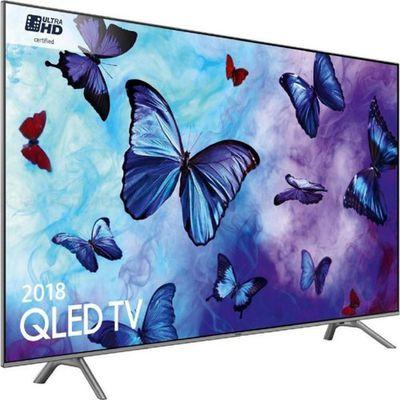 Samsung 55Q6F 2018: le moins cher des téléviseurs QLED Samsung ne démérite pas