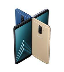 Smartphone Samsung Galaxy A6+: dans l'ombre du Honor 10