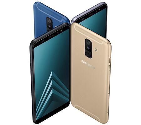 c67baee2ab5 Samsung Galaxy A6+   Test complet - Smartphone - Les Numériques