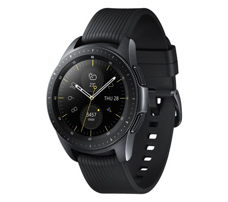 samsung galaxy watch 42 mm test prix et fiche technique montre connect e les num riques. Black Bedroom Furniture Sets. Home Design Ideas