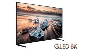 Les téléviseurs 8K de Samsung en précommande